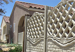 Match any style with Stackwall Fencing
