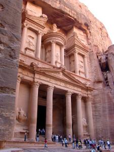 Petra-Khazneh2