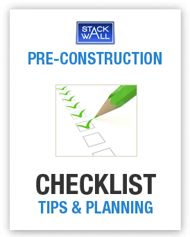 stackwall-pre-construction-checklist